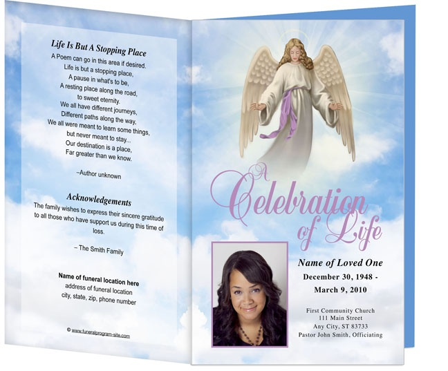 Funeral Clip Funeral Programs Funeral Home Creative Memorials Funeral