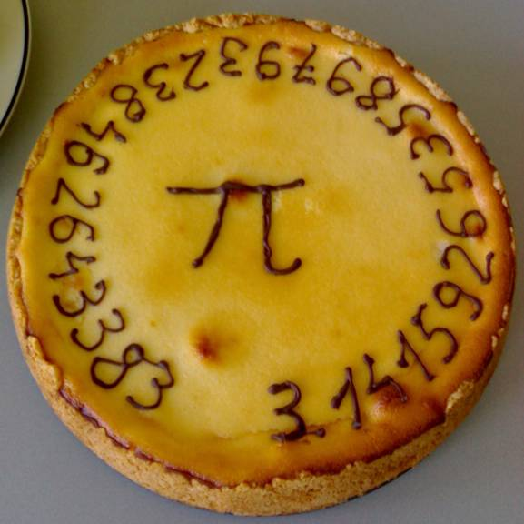 Is March 14 Or 3 14 And Is Better Known In Math Circles As Pi Day