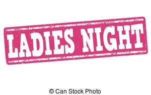 Ladies Night Vector Clip Art Illustrations  1329 Ladies Night Clipart