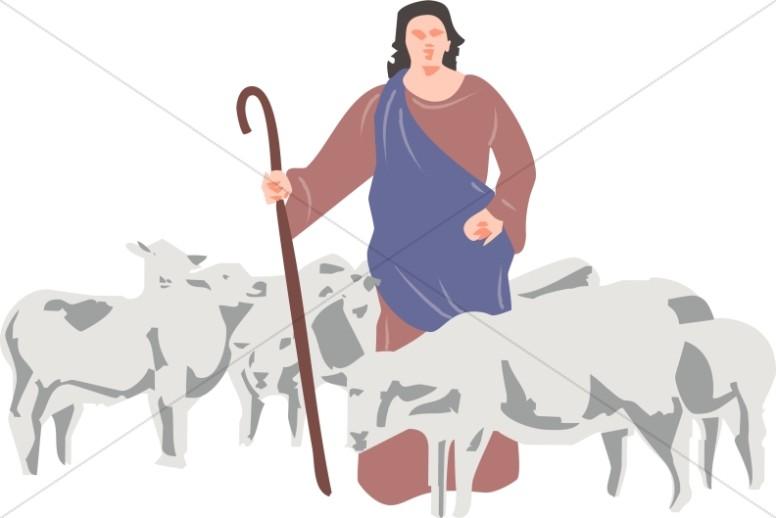 The Shepherd S Staff