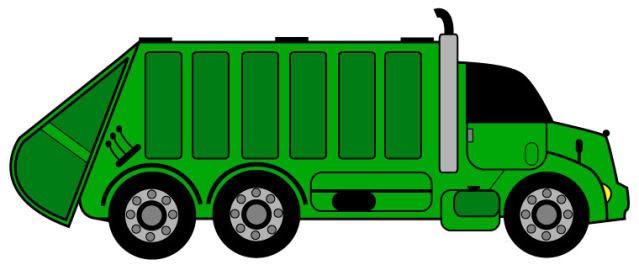 Vector Garbage Truck Rejected    Themeforest Community Forums