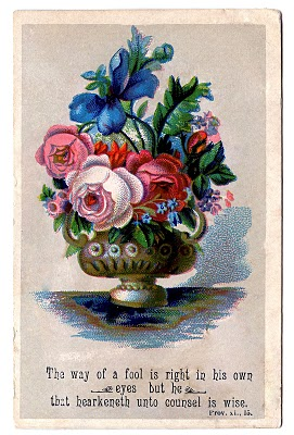 Vintage Clip Art   Antique Urn With Flowers