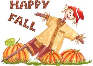 Fall Is Here Clipart - Clipart Kid