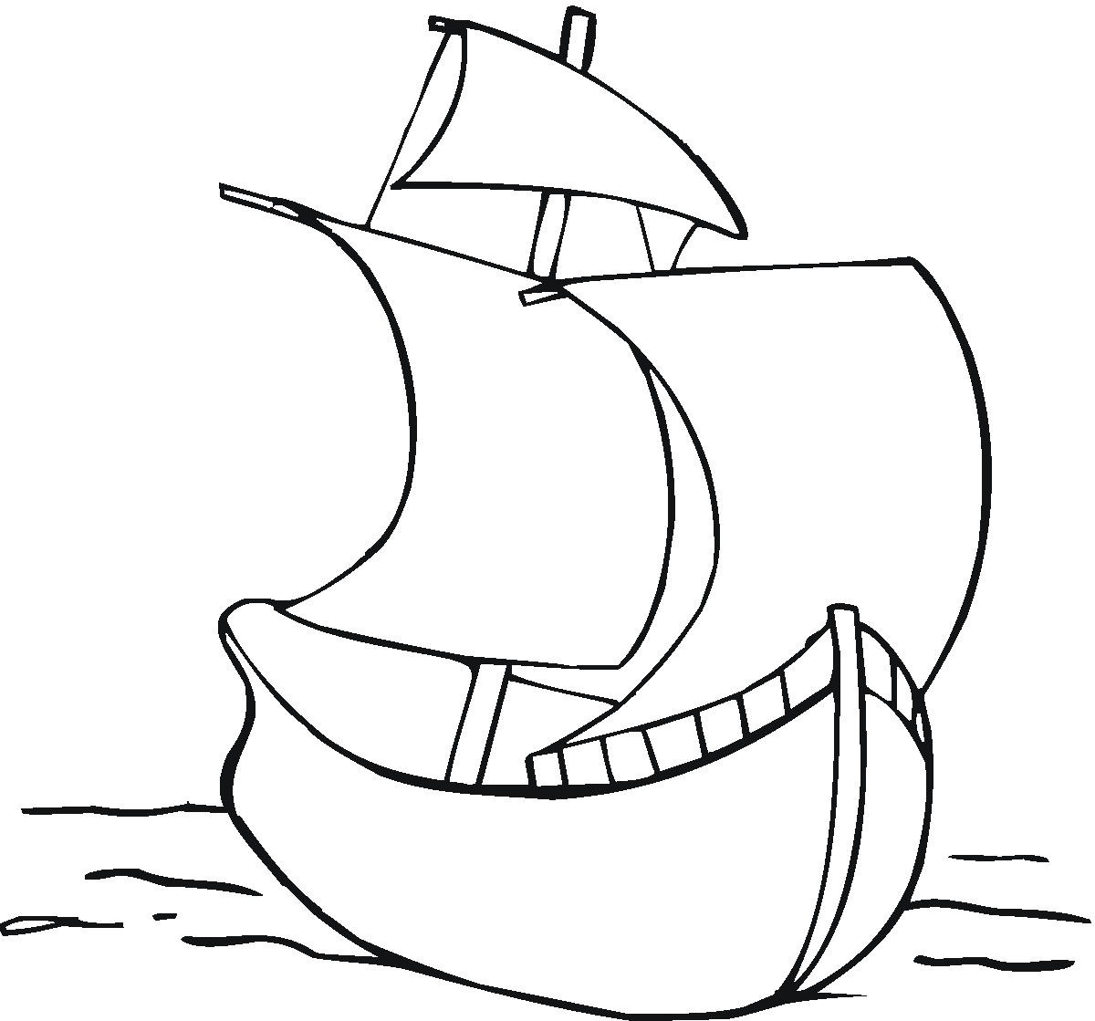 Ship Outline Clipart   Cliparthut   Free Clipart