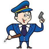 Probation Officer Clip Art