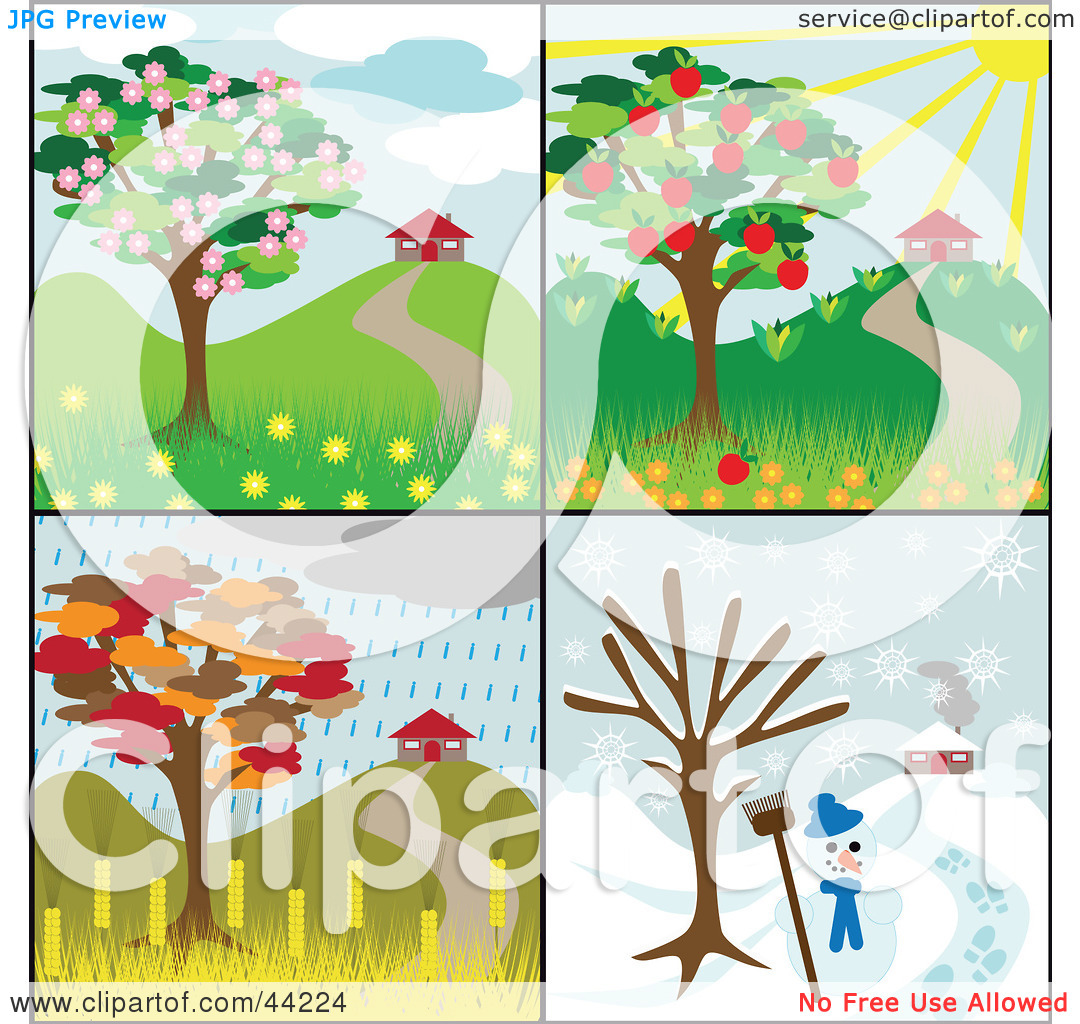 Fall Weather Clipart -...