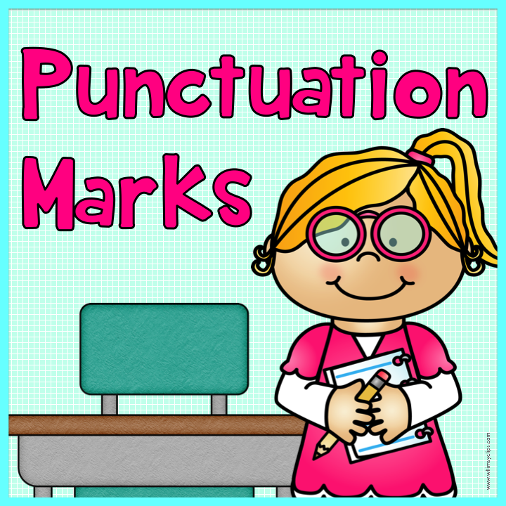 Period Punctuation Clipart About Punctuation Marks