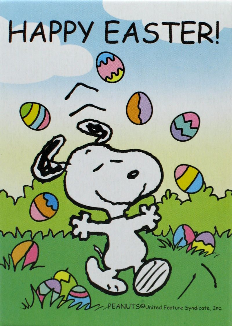 Snoopy And Woodstock Spring Clipart - Clipart Suggest