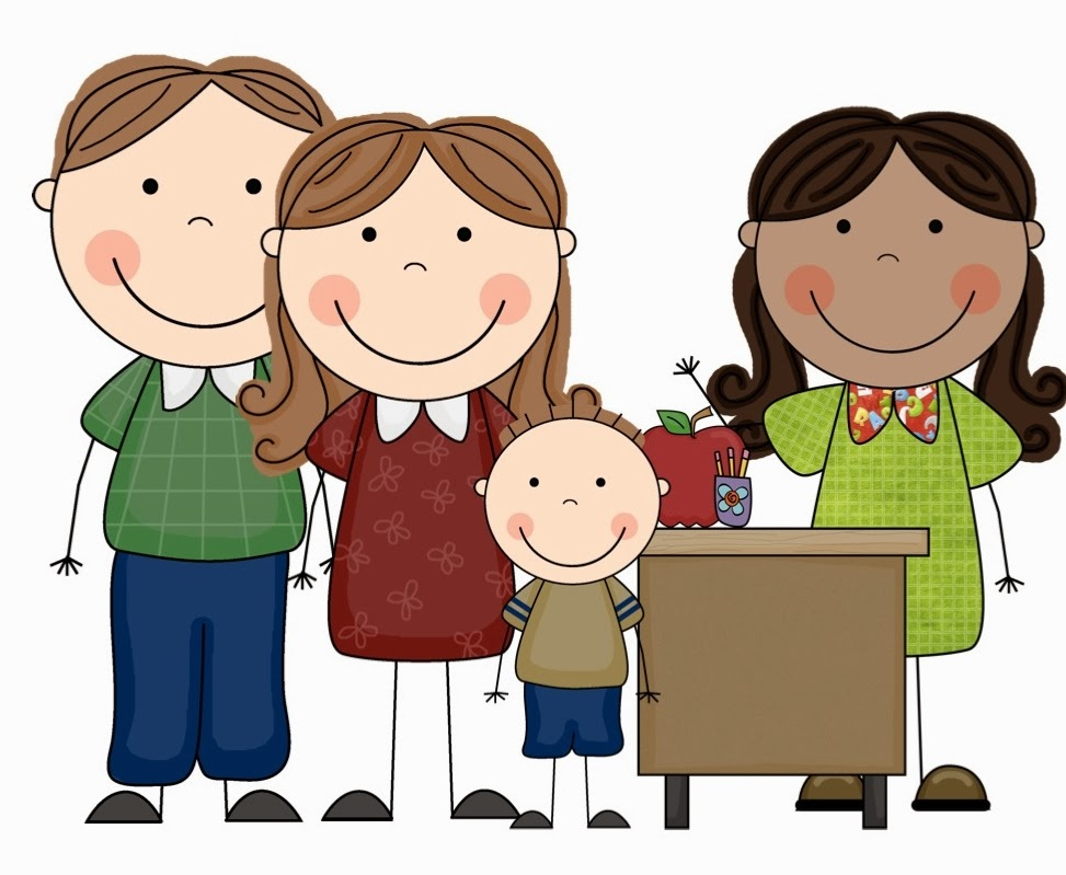 Student-teacher Conference Clipart - Clipart Kid