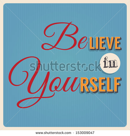 Believe In Yourself Clip Art For Pinterest