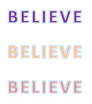 Believe In Yourself Clipart Believe In Yourself