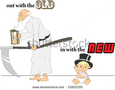 Father Time Stock Photos Illustrations And Vector Art
