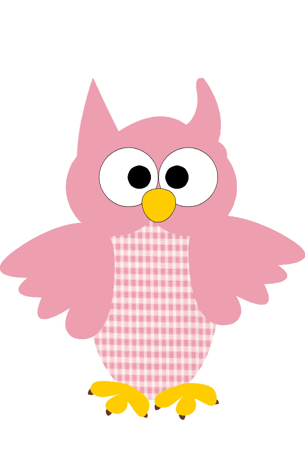 Pink Girl Owl Clipart Owl Clipart The Pink Owl