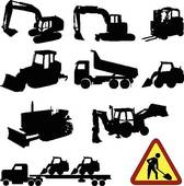 Road Construction Equipment Clipart Construction Machines