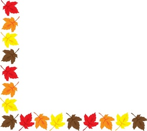 28 Autumn Clip Art Borders Free Cliparts That You Can Download To You