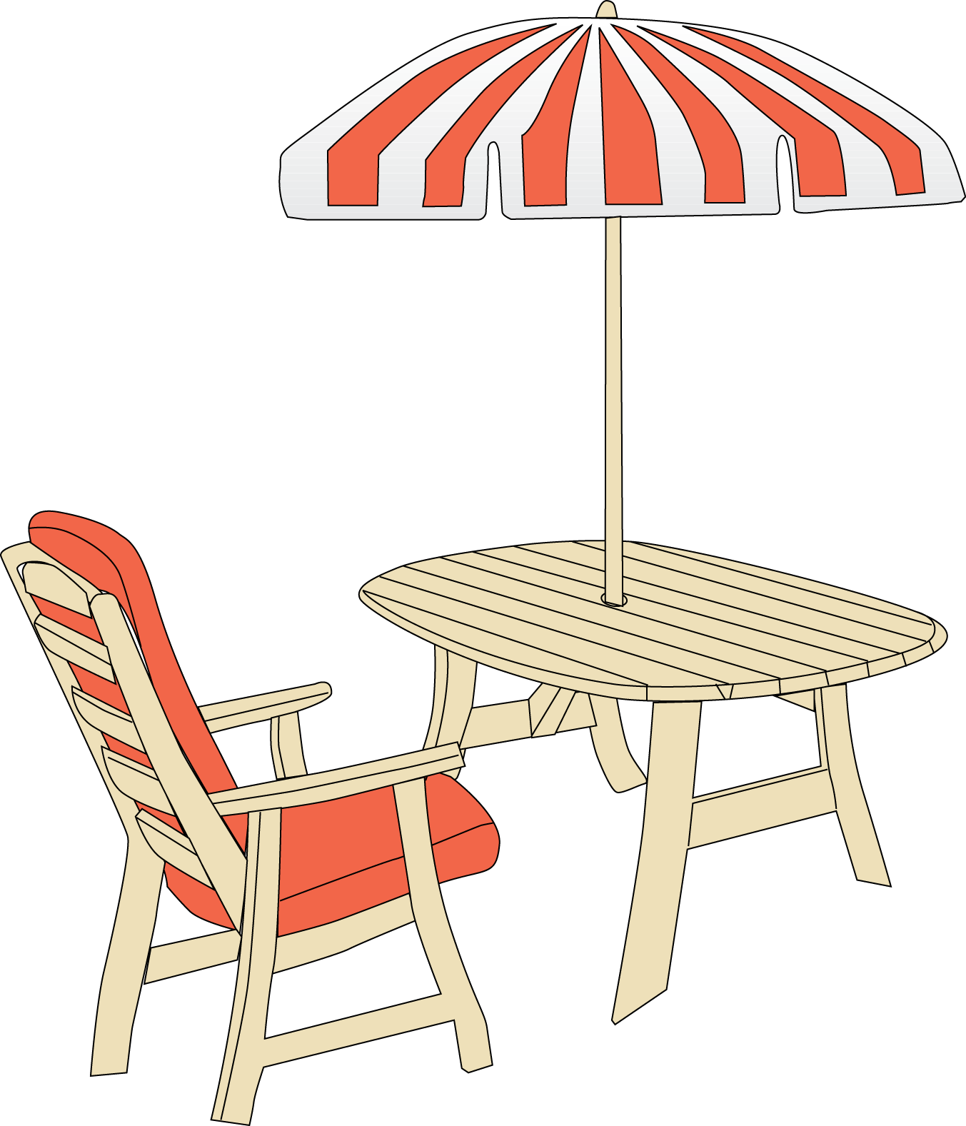 53 Images Of Lawn Chair Clip Art   You Can Use These Free Cliparts For