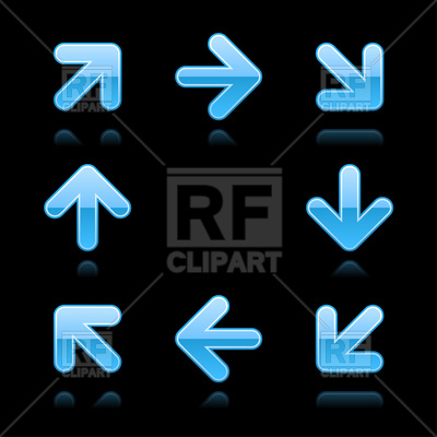 Circulation Arrow Icons Download Royalty Free Vector Clipart  Eps