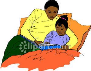Image result for BEDTIME STORY clip art free