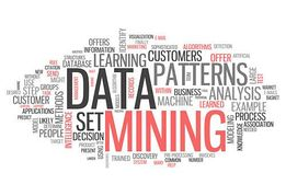 Data Mining Illustrations And Clipart