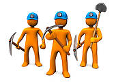 Mining Clipart Eps Images  2090 Mining Clip Art Vector Illustrations