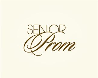 Senior prom clipart