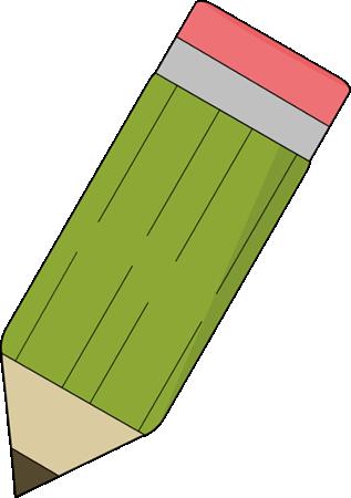 Cute Pencil Clipart - Clipart Kid