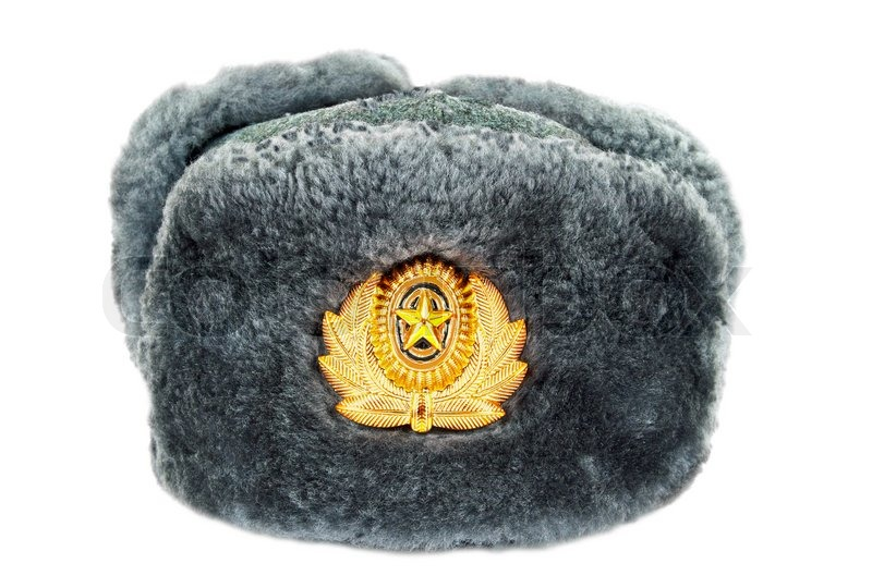 Army Hat Clipart Russian Winter Army Hat