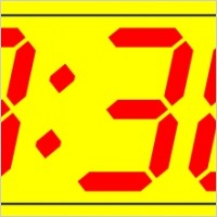Digital Clock Clipart 7 00 Digital Clock 330 Clip Art 10326 Jpg