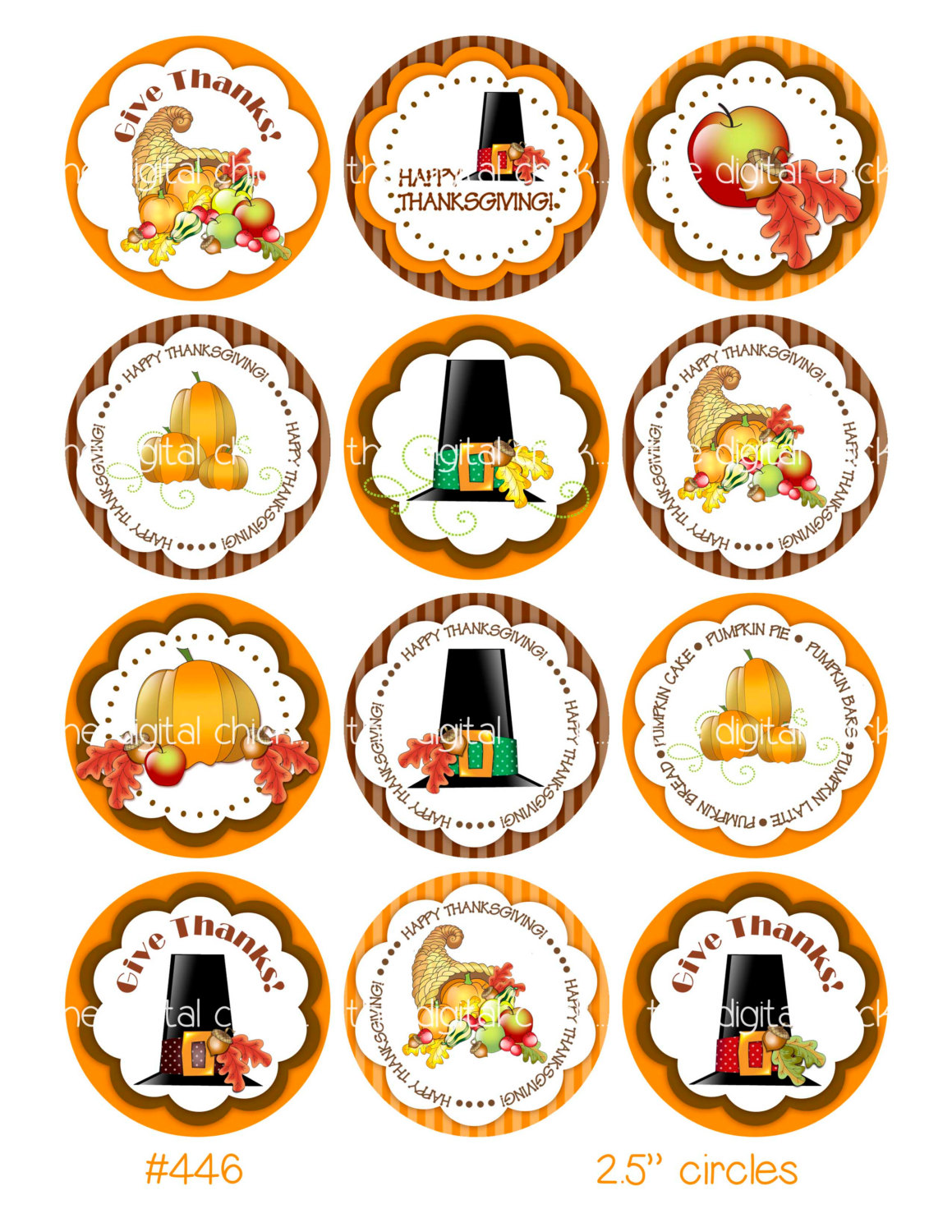 Awesome Work Clipart Thanksgiving Clipart  Instant