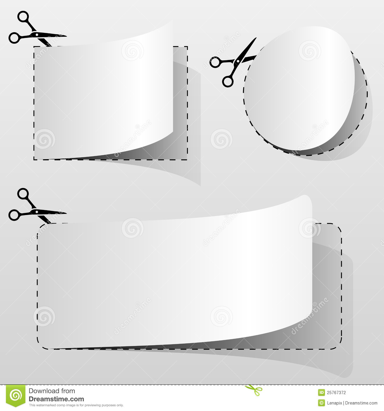 blank coupon clipart clipart kid blank white advertising coupon stock photography image 25767372