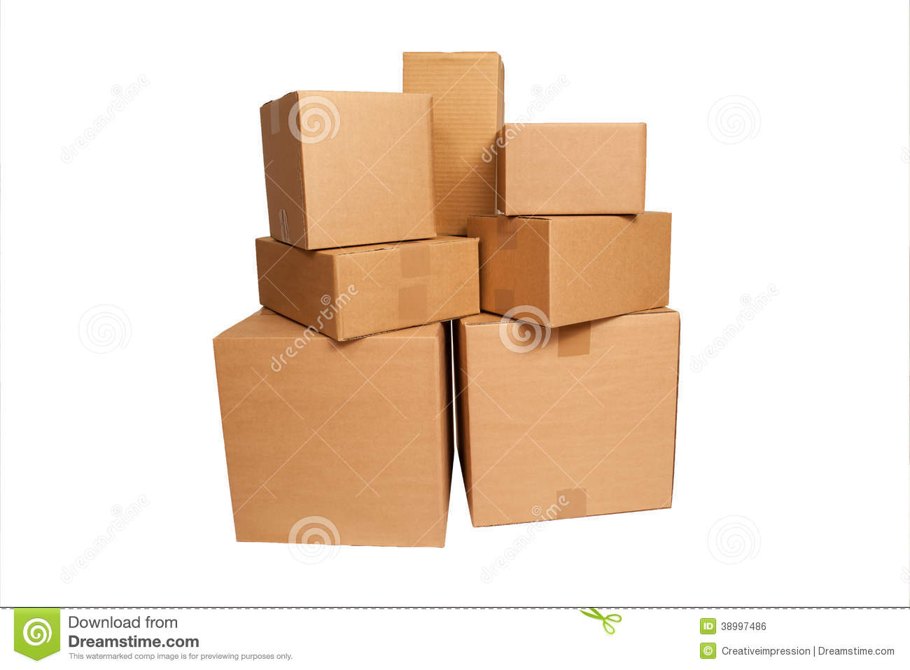 Stacked Boxes Clipart Clipart Suggest