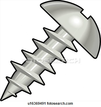 Clipart   Sheet Metal Screw     Clipart Panda   Free Clipart Images