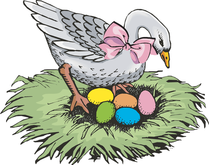 clipart easter bonnets - photo #24