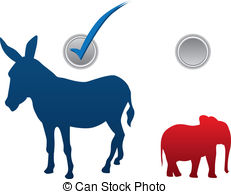 Gop Illustrations And Clipart  144 Gop Royalty Free Illustrations