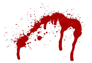 Clip Art Blood Splatter Clipart knife blood splatter clipart kid clipart