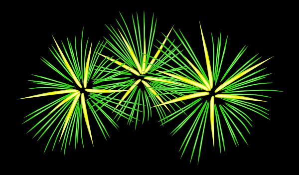 Animated Fireworks Clipart Transportplanet