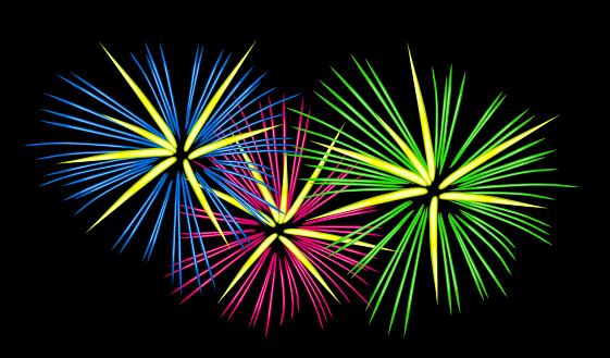 Free Fireworks Clipart  Free Clipart Images Graphics Animated Gifs