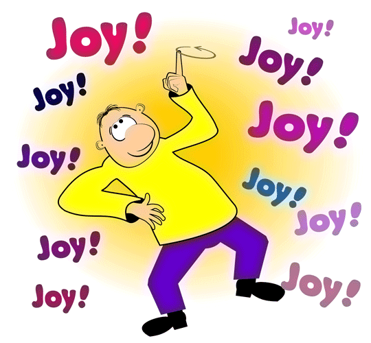 Happy Dance Of Joy   Free Christian Art