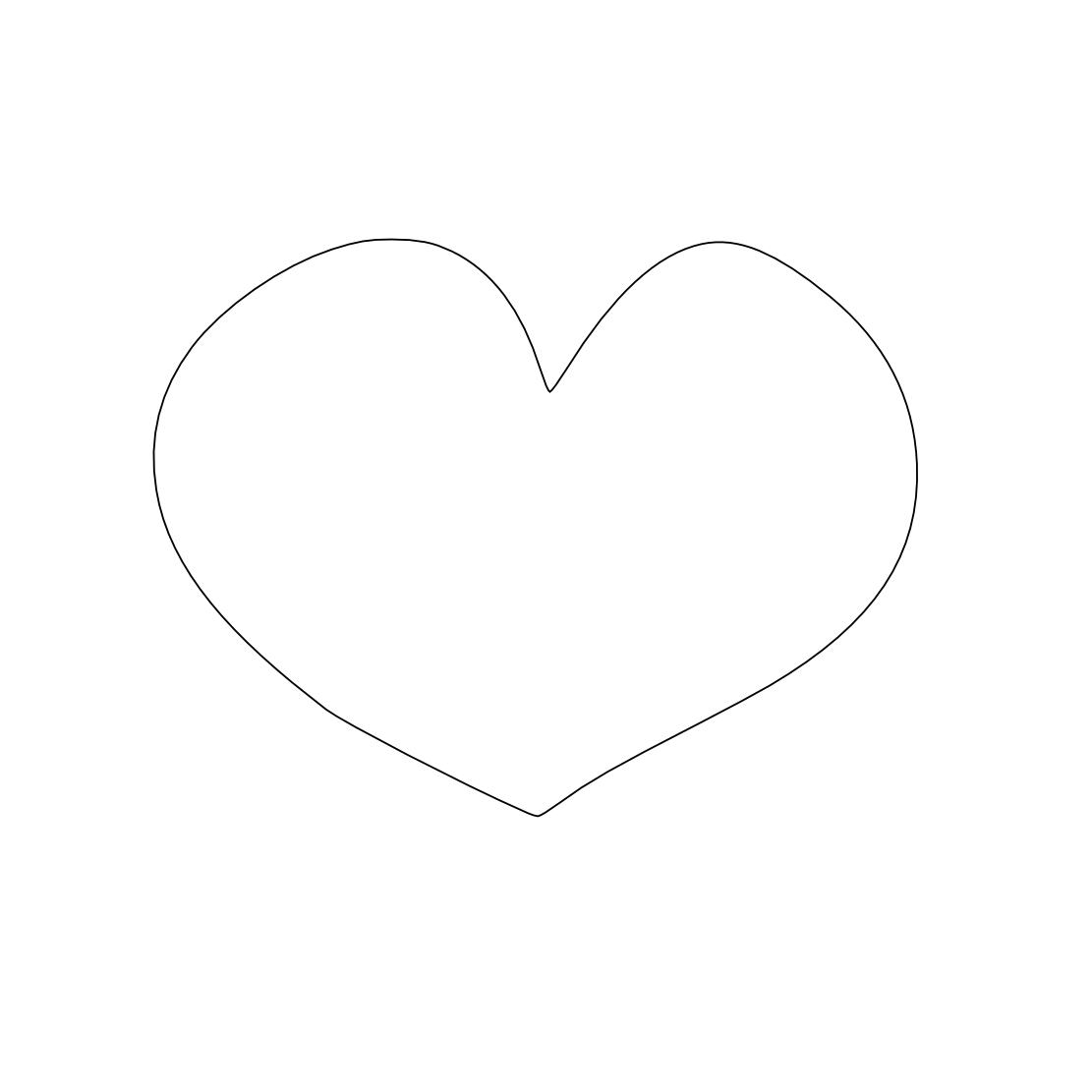 Heart Clip Art Black And White Free Cliparts That You Can Download To