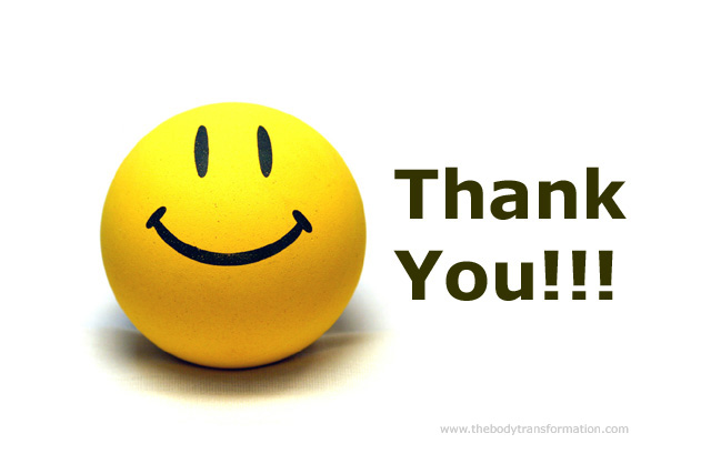 Thank You Smiley Clipart - Clipart Kid
