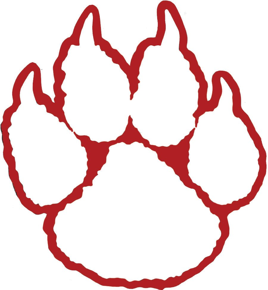 Wildcat Claw Clipart - Clipart Kid