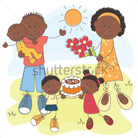 thanksgiving african american cliparts cliparts cartoon african american family clipart african american family reunion clipart