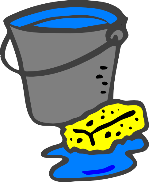 Cleaning Supplies Clipart   Cliparts Co
