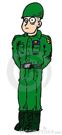 Army Man Royalty Free Stock Photo   Image  22557605