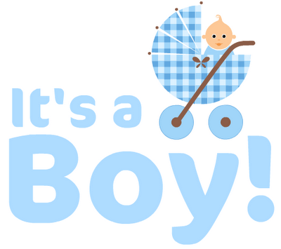 Baby On Baby Shower Clip Art For Boys