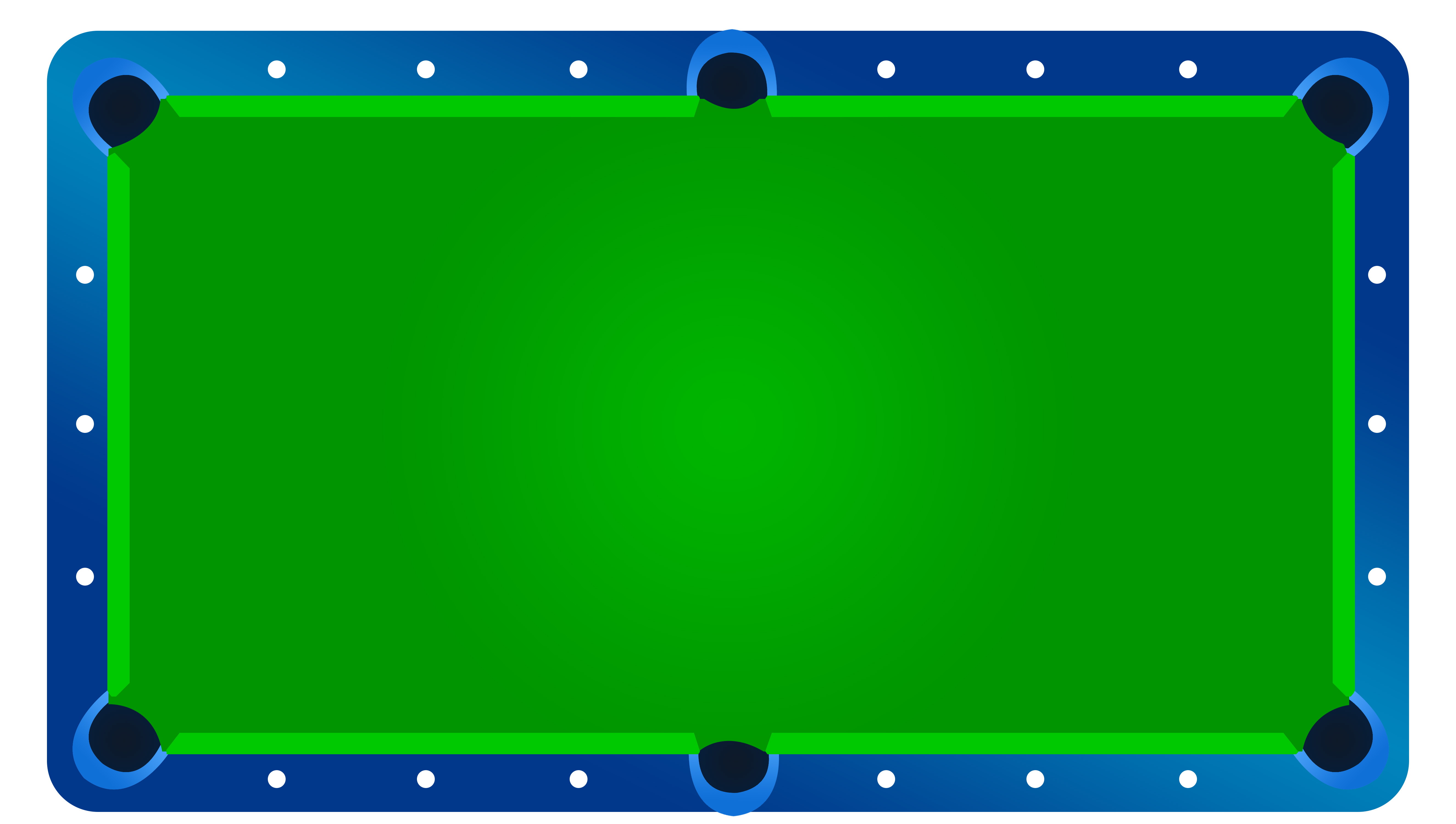 Top view of pool clipart clipart suggest - Pool table images ...