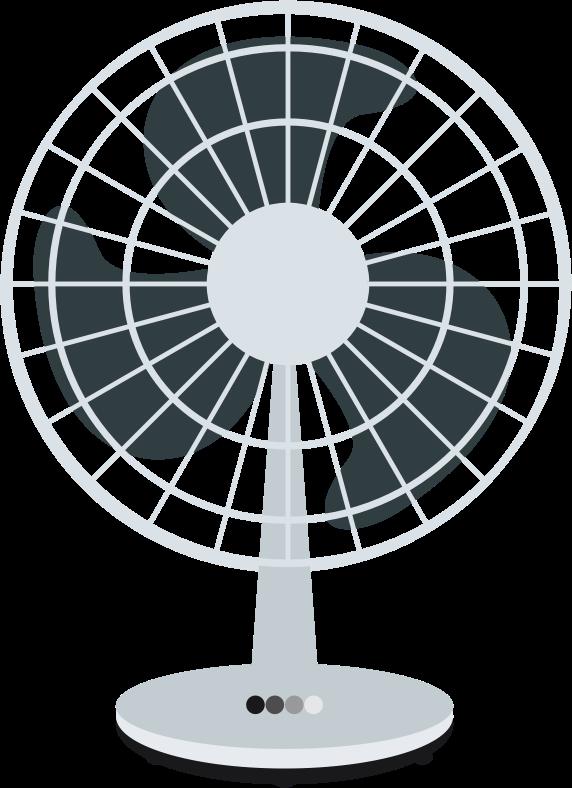 Electric Fan Cartoon : Fan clipart suggest
