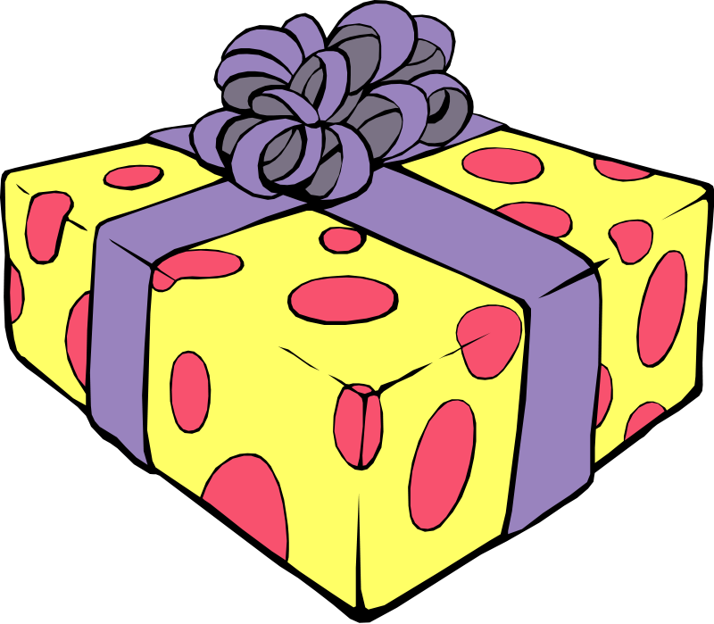 Gift4 Birthday Clipart Pictures Png 138 05 Kb Gift 01 Birthday Clipart