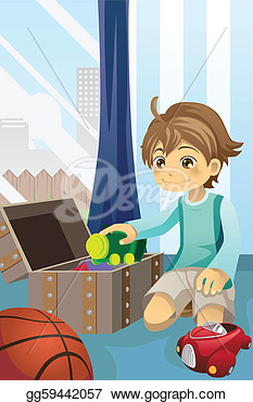 Kids cleaning room clipart - photo#17