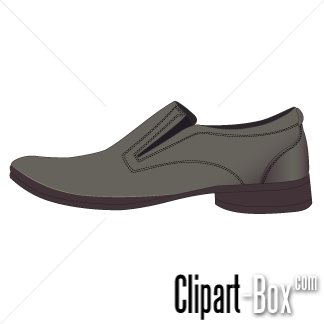 Your Feet In Shoe Clipart - Clipart Kid